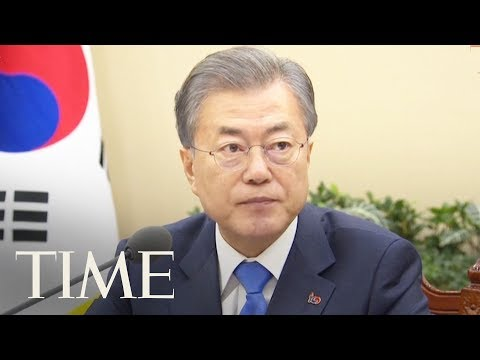 South Korean President Moon Jae-In Calls For Resumption Of Nuclear Talks After Summit Fallout   TIME