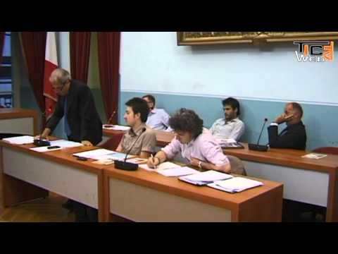 Preview video Ivrea, luglio 2013, terza seduta del consiglio comunale