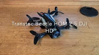 Transtec Beetle HOM 2.5 DJI HD Review