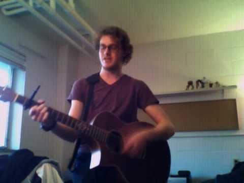 Darkened Eyes - Christoph Nevins (Live in the Dorms)