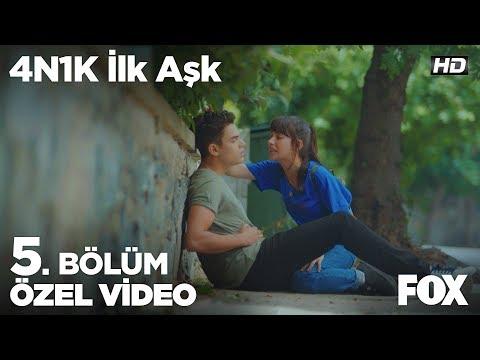 Ali kapatma gözlerini... 4N1K İlk Aşk 5. Bölüm