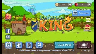 Royal Defense King (Full Android Game)