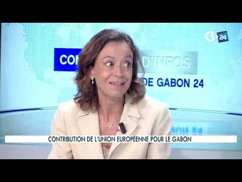 COMPLÉMENT D'INFOS - CONTRIBUTION DE L'UNION EUROPÉENNE POUR LE GABON