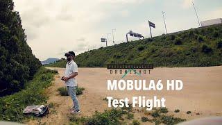 DRONESHOT FPV / MOBULA6 HD Test Flight / 모뷸라6 HD 야외 테스트