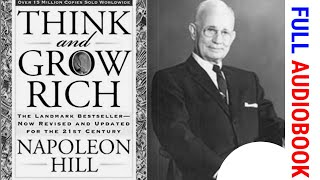 Think And Grow Rich by Napoleon Hill -FULL Audiobook- 🎧English learning Audiobooks ✨-[SUBTITLES]