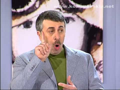 Komarowski über nejrodermit