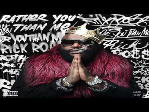 Rick Ross Featuring Young Thug & Wale - Trap Trap Trap [Clean / Radio Edit]