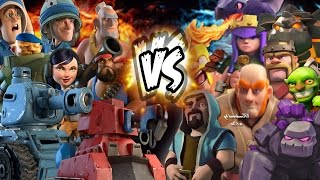 Boom Beach Vs Clash Of Clans  The Debate