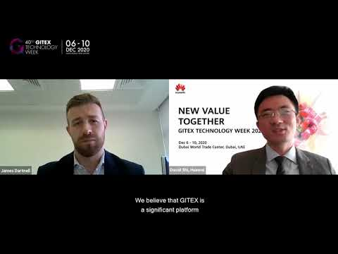 In conversation with David Shi - Huawei
