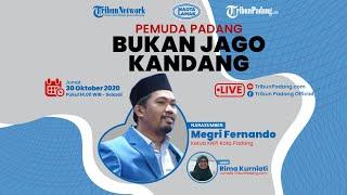 MAOTA LAMAK: Pemuda Padang, Bukan Jago Kandang Bersama Megri Fernando