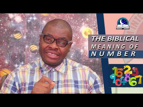 BIBLICAL MEANING OF NUMBERS - Find Out The Spiritual Meaning
