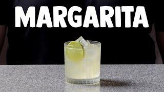 Classic Margarita Cocktail Recipe