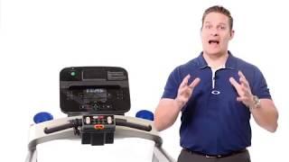 Life Fitness Track Connect Trainings-Konsole im Video vorgestellt