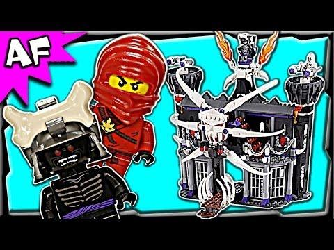 Vidéo LEGO Ninjago 2505 : La forteresse de Garmadon