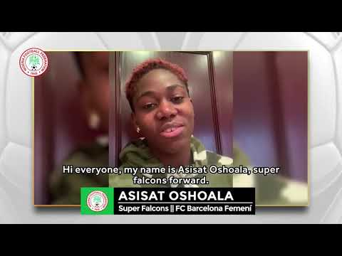 VIDEO: NFF, Super Eagles, Super Falcons Urge Nigerians To Stay Safe Amid Covid-19 Scourge
