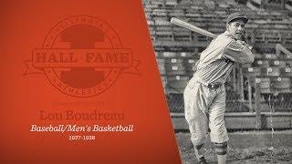Illinois Athletics Hall Of Fame - Lou Boudreau