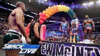 Notas de SmackDown LIVE: NUEVOS Campeones en Pareja; A las manos Strowman y Joe; New Day en acción y