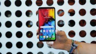 LG V35 ThinQ: El tercer teléfono insignia de LG en 2018
