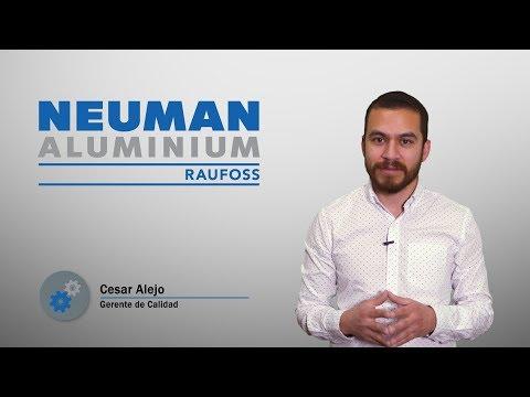 Trabajando en Raufoss - Cesar Alejo