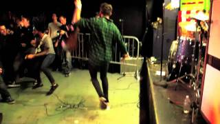 The Chariot Evan Perks (live in Montreal)
