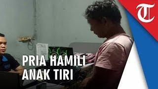 Pria Perkosa Anak Tiri saat Istri ke Pasar hingga Hamil, Anak Kandung Juga Pernah Jadi Korban