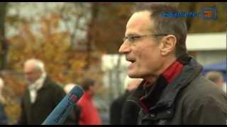 preview picture of video 'Einweihung Jugendunterstellplatz Langwasser 2012'