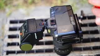 Analoge Canon EOS 600 Film Wechseln 2018 05 05 11