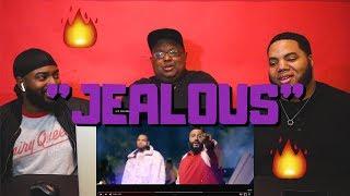 DJ Khaled   Jealous Ft. Chris Brown, Lil Wayne, Big Sean   (REACTION)