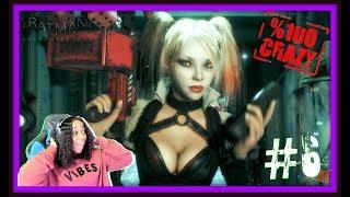 YOU LOST YOUR MIND!! | BATMAN ARKHAM KNIGHT EPISODE 6 WALKTHROUGH GAMEPLAY!!!