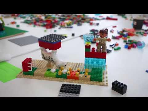 Curso Certificación Oficial LEGO®SERIOUSPLAY® de Curso Certificación Oficial LEGO®SERIOUSPLAY® en European Business Factory