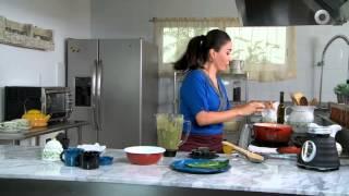 Tu cocina - Ensalada de manzana, espinaca y ajonjolí