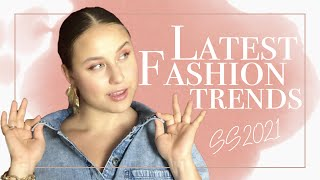 Latest Fashion Trends Spring Summer 2021 Part 1
