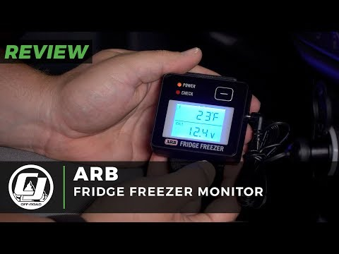 ARB Fridge Freezer Monitor Review