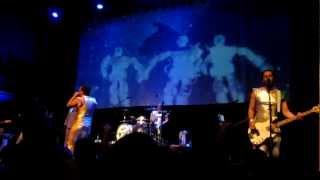 2 Skinnee J's - Riot Nerd  - Ram's Head Live - Baltimore, MD 5/18/12