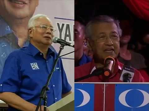 #MalaysiaMemilih: Gelombang akhir kempen PRU14