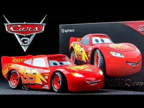 Disney Pixar Cars Ultimate Lightning McQueen By Sphero