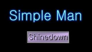 youtube simple man shinedown