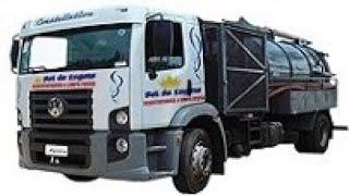 Hidrojateamento e Sucção de Fossa e Caixa de Gordura em Posto de Gasolina
