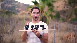 GoPro Hero6 Review (for Gizmodo): Vs Sony X3000R vs Hero5 vs Yi 4k+