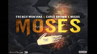 French Montana - Moses ft. Chris Brown, Migos Accurate Instrumental