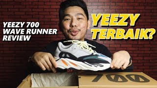 YEEZY PALING KEREN MENURUT GUA! Yeezy Boost 700 Wave Runner Review (Bahasa Indonesia) Video thumbnail