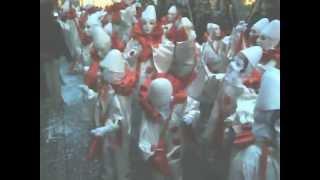 preview picture of video 'Carnaval de Limoux le 26 et 27 Janvier 2013'