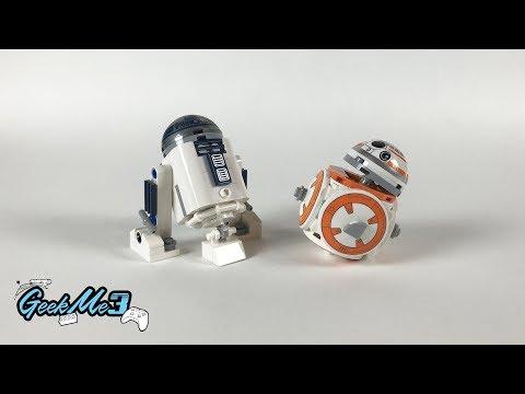 Vidéo LEGO Star Wars 40288 : BB-8 (Polybag)