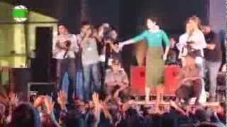 Thai Celebrities @ Pre-Welcome Sea Games Concert in Yangon