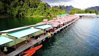 preview picture of video 'Ratchaprapha Dam, Khao Sok National Park'