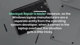 What are the Reasons for Macbook Repair in Dubai?