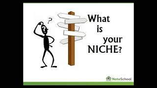 6 Niches in Notes   Overview