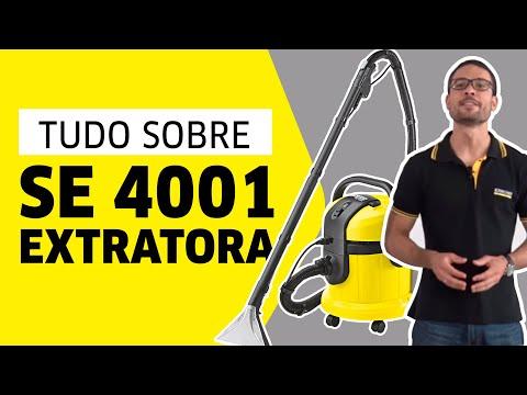Aspirador Industrial Karcher SE 4001