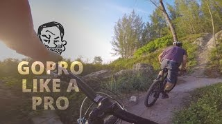 How to GoPro like a pro - getting epic MTB video