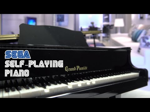 The SEGA Grand Piano